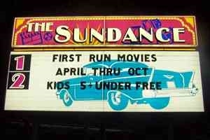 Sundance Kid Drive-In Theatre